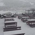 сняг в турция