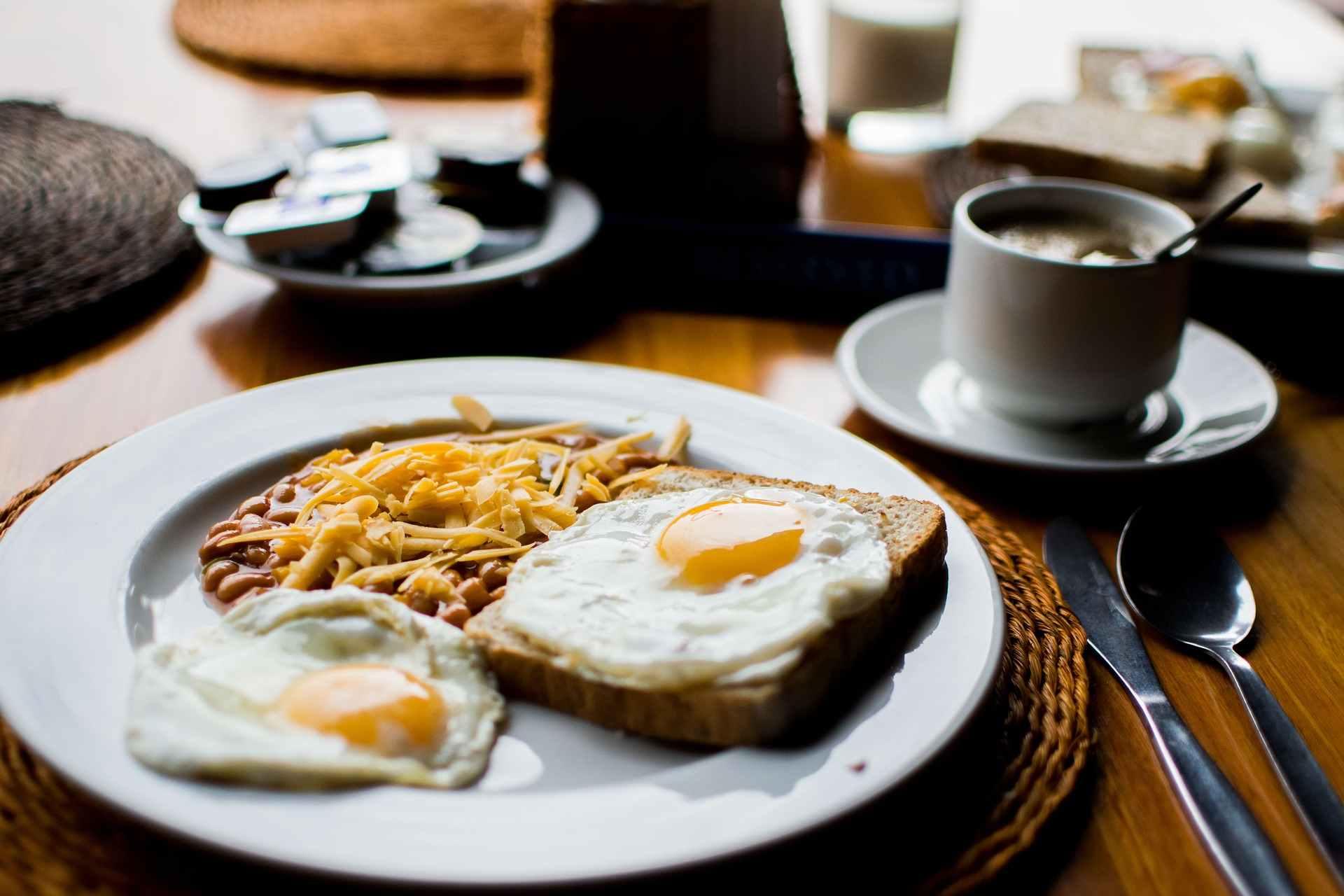 рецепти с яйца